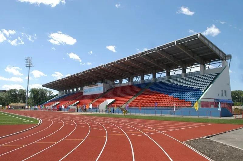 фото стадион для лошадей